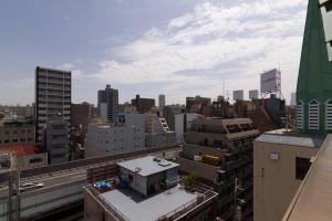 Kevin House Apartment in Shimanouchi 060, Ferienwohnungen  Osaka - big - 4