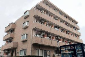 758Hostel Apartment in Nagoya 2C, Ferienwohnungen  Nagoya - big - 18