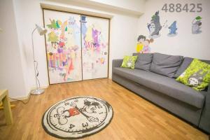 Apartment in Ikebukuro 425, Ferienwohnungen  Tokio - big - 12