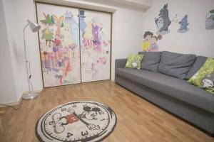 Apartment in Ikebukuro 425, Ferienwohnungen  Tokio - big - 9