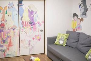 Apartment in Ikebukuro 425, Ferienwohnungen  Tokio - big - 2