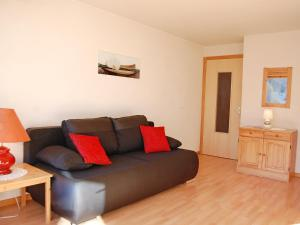 Apartment Dents Rousses I2, Apartmanok  Siviez - big - 14