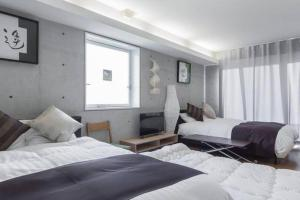 Alex Apartment in Chausuyamacho 602, Апартаменты  Осака - big - 11