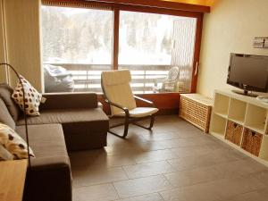 Apartment Rosablanche C44, Appartamenti  Siviez - big - 7