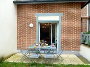 Holiday Home Villa Morny.1, Holiday homes  Deauville - big - 17