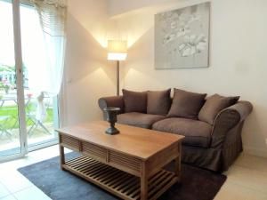 Holiday Home Villa Morny.1, Holiday homes  Deauville - big - 9