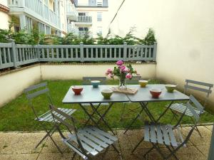 Holiday Home Villa Morny.1, Nyaralók  Deauville - big - 5