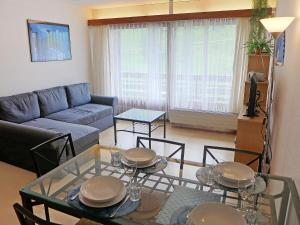 Apartment Rosablanche E31, Апартаменты  Siviez - big - 13
