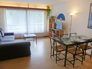 Apartment Rosablanche E31, Апартаменты  Siviez - big - 12