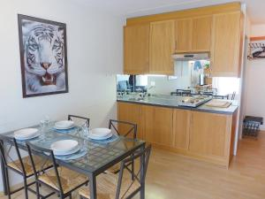 Apartment Rosablanche E31, Apartmanok  Siviez - big - 11