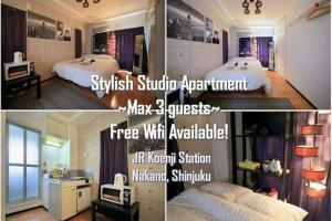 Apartment in Yamatocho J45, Apartmány  Tokio - big - 49