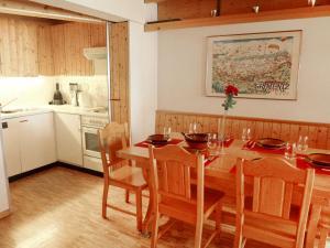 Apartment Tarcianne B12, Apartmány  Grimentz - big - 9