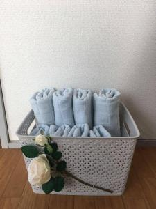 Apartment in Hiroshima 375, Апартаменты  Хиросима - big - 4