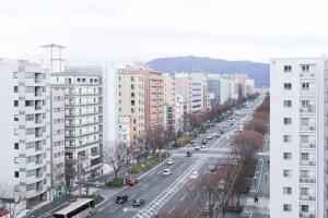 AH Apartment in Ishibashicho Oikedori 2469, Apartments  Kyoto - big - 28