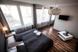 Apartamenty Baszta, Apartmány  Gdaňsk - big - 27
