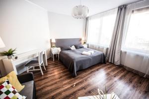 Apartamenty Baszta, Apartmány  Gdaňsk - big - 19