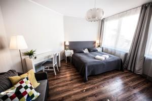 Apartamenty Baszta, Apartmány  Gdaňsk - big - 17