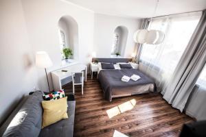 Apartamenty Baszta, Apartmány  Gdaňsk - big - 9