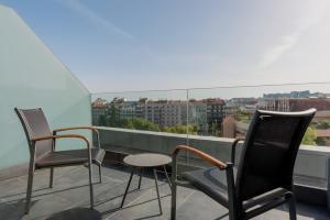 DoubleTree by Hilton Lisbon – Fontana Park (19 of 71)