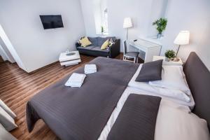 Apartamenty Baszta, Apartmány  Gdaňsk - big - 6