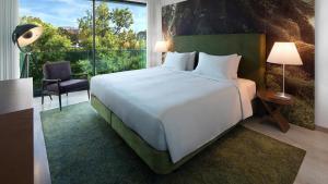 Premium Zimmer mit Kingsize-Bett