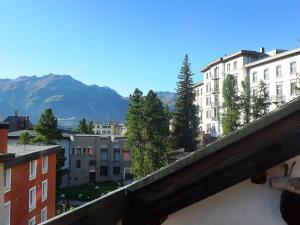 Apartment Chesa Stiffler Veglia II, Апартаменты  Понтрезина - big - 14