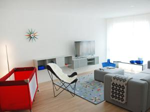 Apartment LaVille A-4-3, Apartmány  Locarno - big - 5