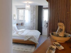 Apartment Chesa Stiffler Veglia II, Апартаменты  Понтрезина - big - 24