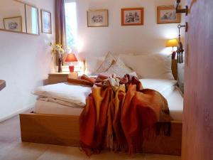 Apartment Chesa Stiffler Veglia II, Апартаменты  Понтрезина - big - 18