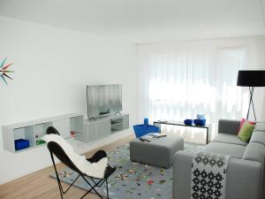 Apartment LaVille A-4-3, Apartmány  Locarno - big - 10