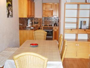 Apartment Dents Rousses H2, Apartmány  Siviez - big - 8