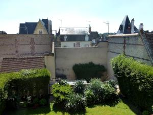 Apartment Baccara, Appartamenti  Deauville - big - 12