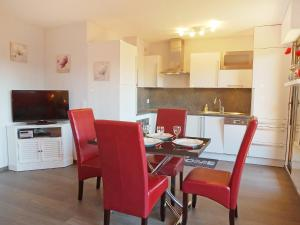 Apartment Baccara, Appartamenti  Deauville - big - 10