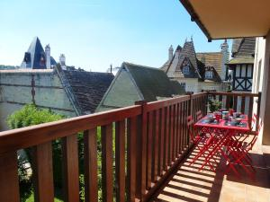 Apartment Baccara, Appartamenti  Deauville - big - 6