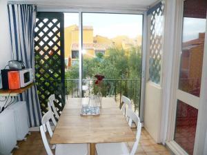 Apartment Les Balcons de la Méditerranée.1, Apartments  Narbonne-Plage - big - 8