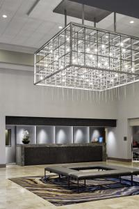 Cincinnati Marriott North, Отели  West Chester - big - 26
