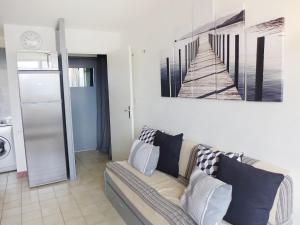 Apartment Les Balcons de la Méditerranée.17, Ferienwohnungen  Narbonne-Plage - big - 8