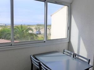 Apartment Les Balcons de la Méditerranée.17, Ferienwohnungen  Narbonne-Plage - big - 14
