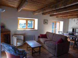 La Touisse, Апартаменты  Enchastrayes - big - 1