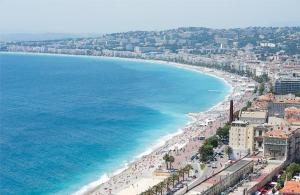 Nice Centre - Apartment with balcony and stunning sea view!, Apartmanok  Nizza - big - 12