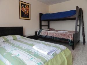 Hostal La Rosa Otavalo, Hostels  Otavalo - big - 2