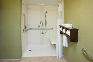 Double Room Mobility Access with Roll-In Shower - Non-Smoking