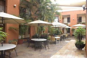 Отель Hotel Anturium, Оахака-де-Хуарес