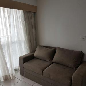Beach Class Residence Service, Apartments  Fortaleza - big - 5