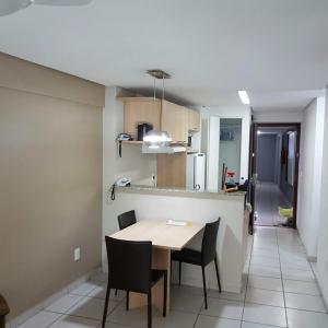 Beach Class Residence Service, Apartments  Fortaleza - big - 3