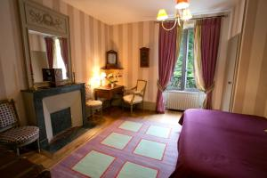 B&B Vassy Etaule, Bed & Breakfast  Avallon - big - 12