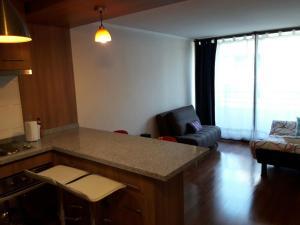 Departamento San Miguel, Apartments  Santiago - big - 5