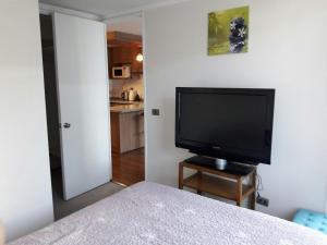 Departamento San Miguel, Apartments  Santiago - big - 2