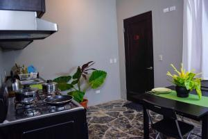 On The Road Aprrtments, Apartmány  Las Galeras - big - 21