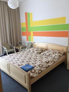 Hotel Pod Stráží, Hotels  Lhenice - big - 16